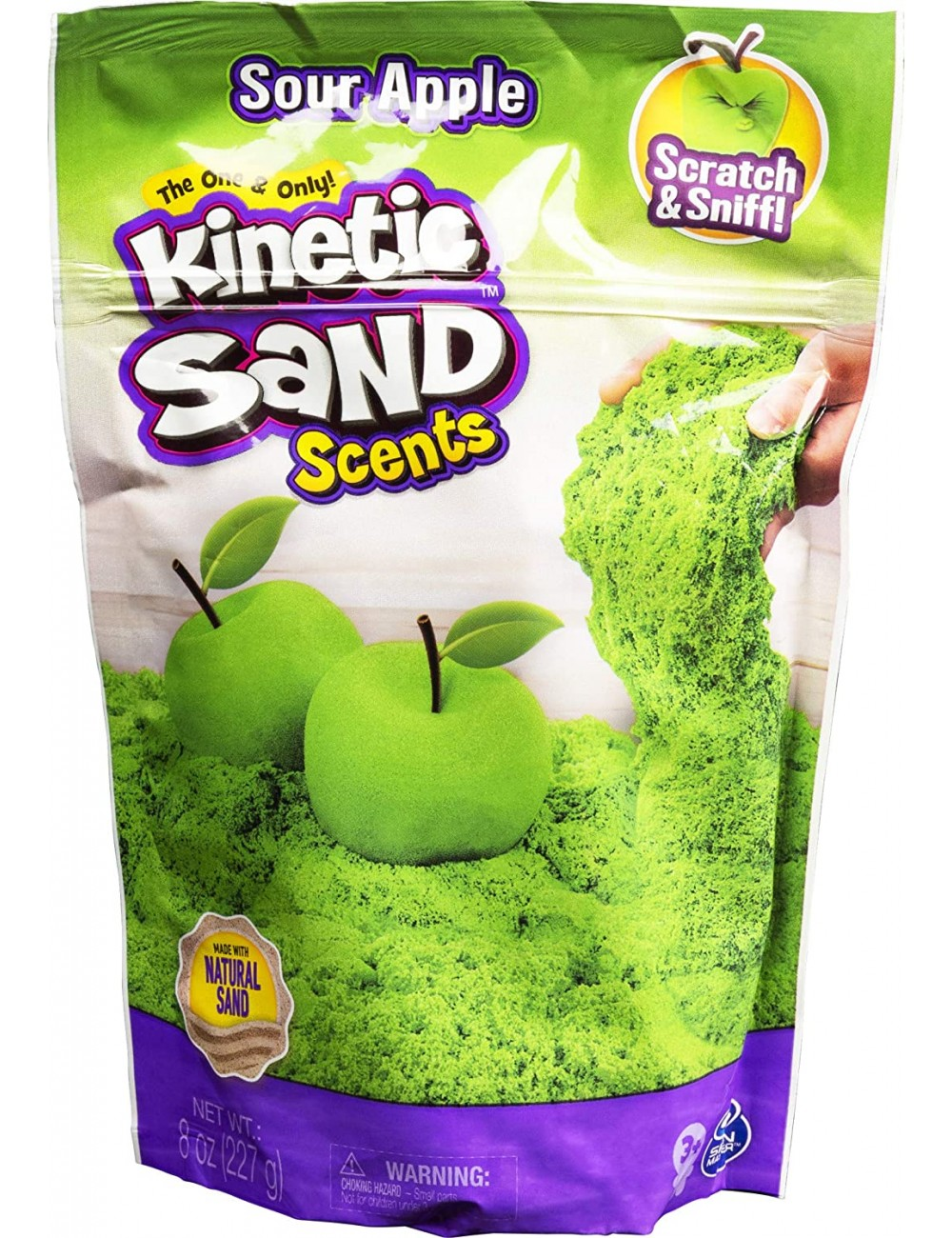 Kinetic Sand Smakowite zapachy 6053900