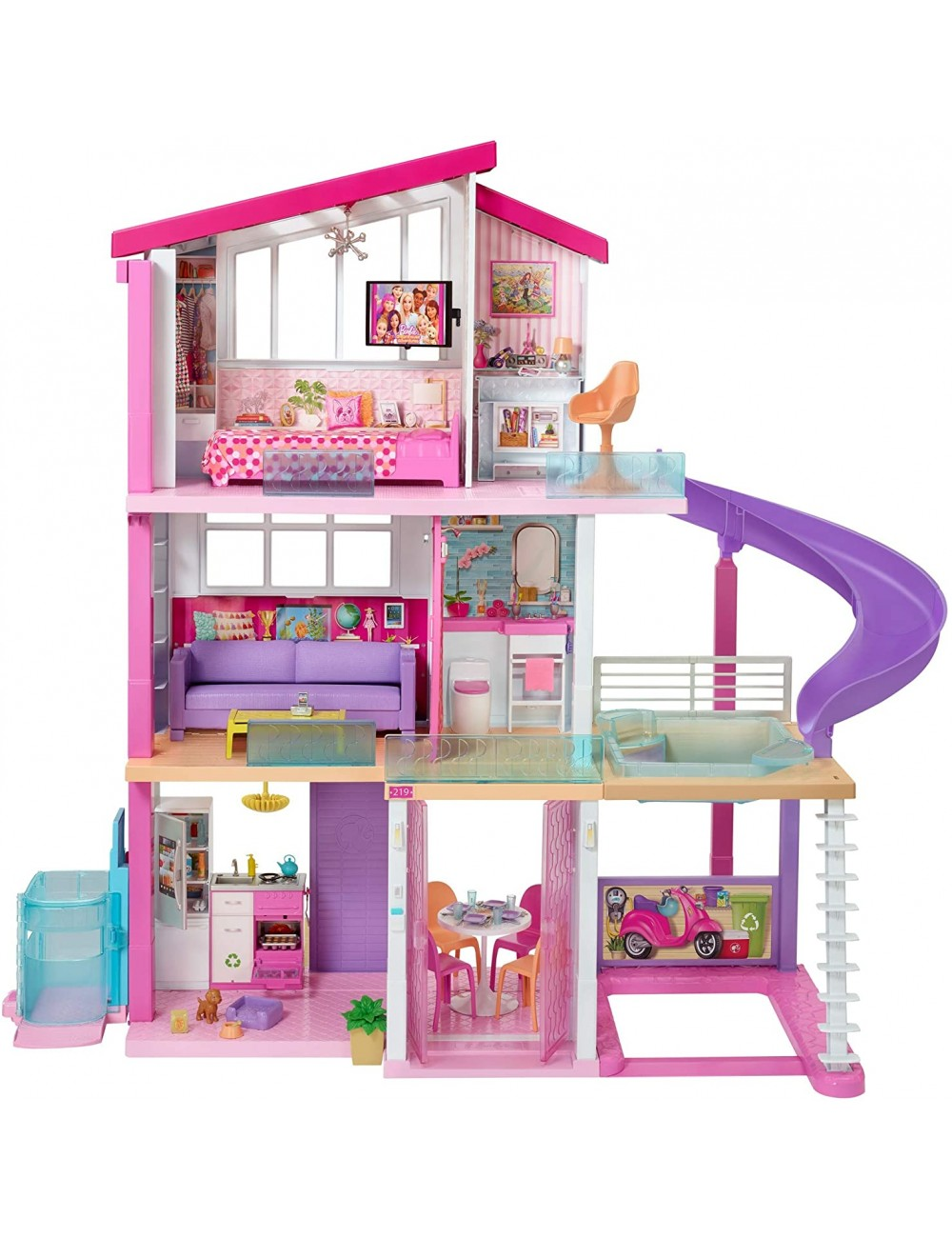 Barbie Dreamhouse Idealny Domek GNH53