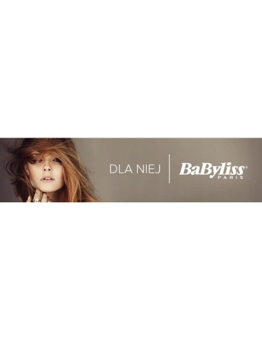 BABYLISS Karbownica Styler 10 w 1