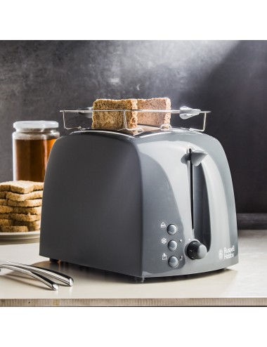 RUSSELL HOBBS Toster Textures Grey