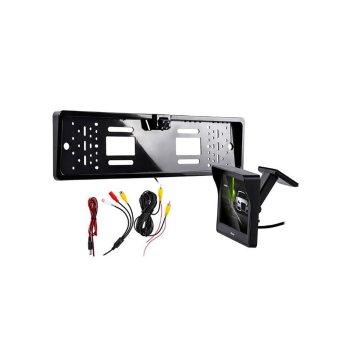 TRACER Zestaw cofania kamera z monitorem S2