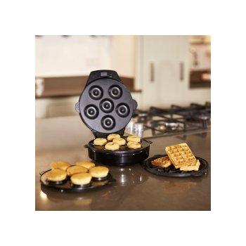 RUSSELL HOBBS Urządzenie 3w1 do przygotowywania gofrów, muffinek i donutów