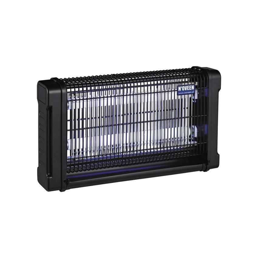 NOVEEN Lampa owadobójcza IKN20 czarna