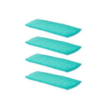 4 nakładki z mikrofibry Genius Window Cleaner