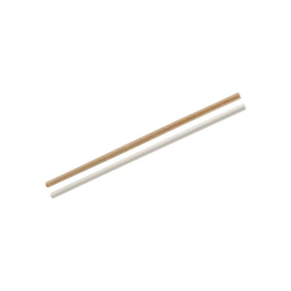 FACKELMANN Słomki proste papier 24/0,6cm