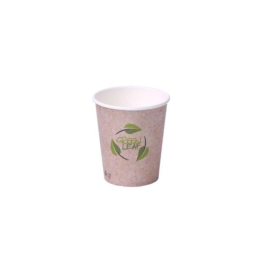 FACKELMANN Kubki papierowe 250 ml herbata