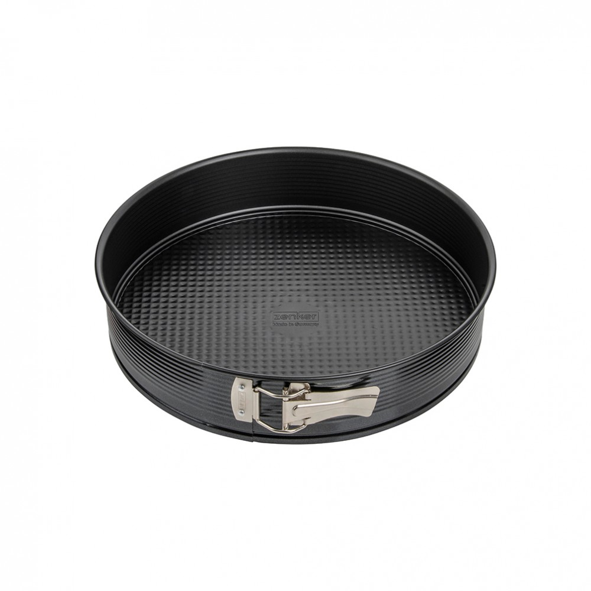 ZENKER Tortownica 30 cm Black Metallic