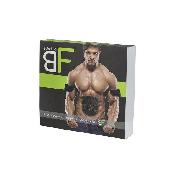 Elektrostymulator mięśni brzucha i ramion Electro BF