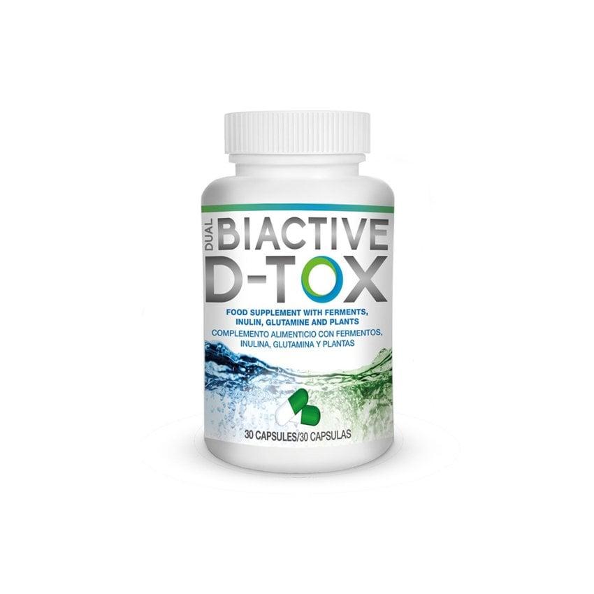 Suplement diety Dual Biactive D-tox 1 szt. / 2 szt.