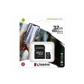 Canvas Select Plus microSD 32 GB (adapter SD w zestawie)