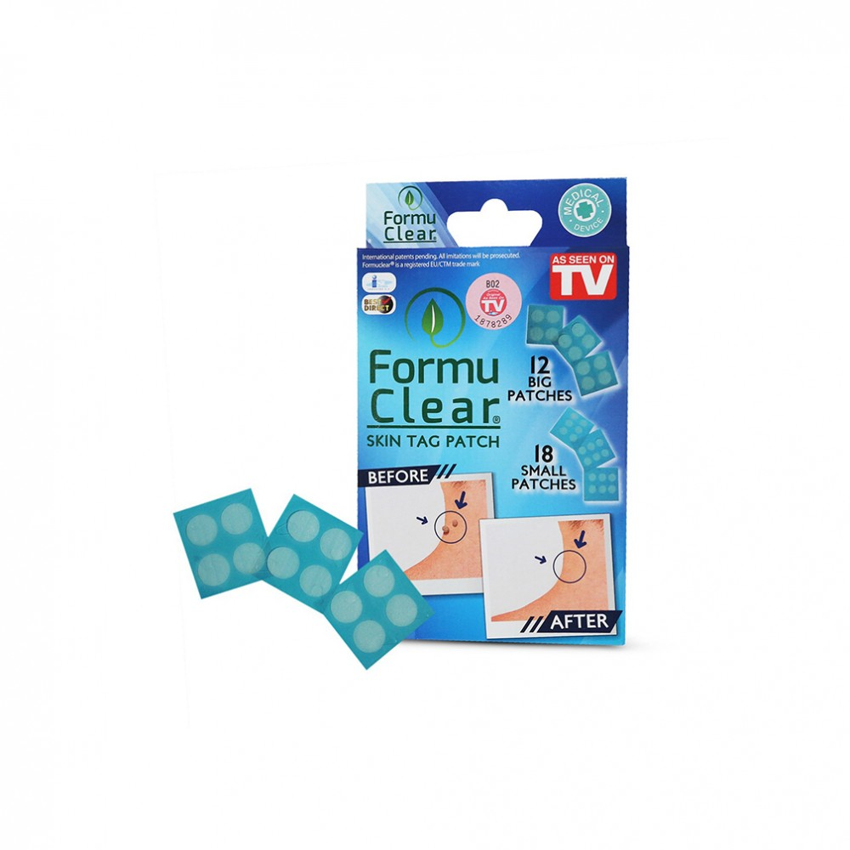 Formu Clear plaster na kurzajki