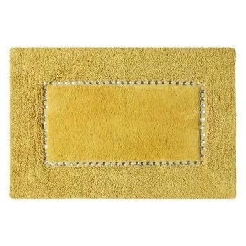 Dywanik CHIC z bawełny zdobiony kryształkami w stylu glamour, 50x70 cm