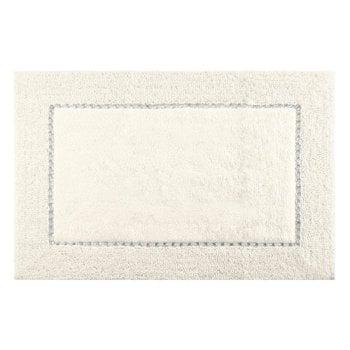 Dywanik CHIC z bawełny zdobiony kryształkami w stylu glamour, 60x90 cm