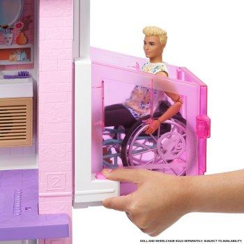 Barbie DreamHouse Deluxe - Domek dla lalek