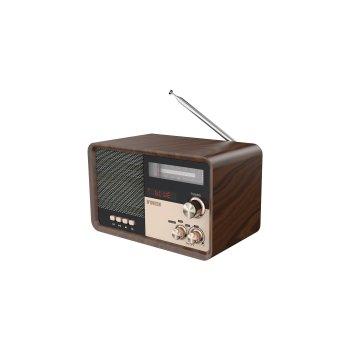 Radio z Bluetooth PR951 Brown