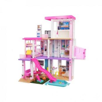 Domek Barbie Dreamhouse - idealny domek dla lalek Barbie.