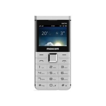 COMFORT MM760 biały / srebny telefon dla seniora