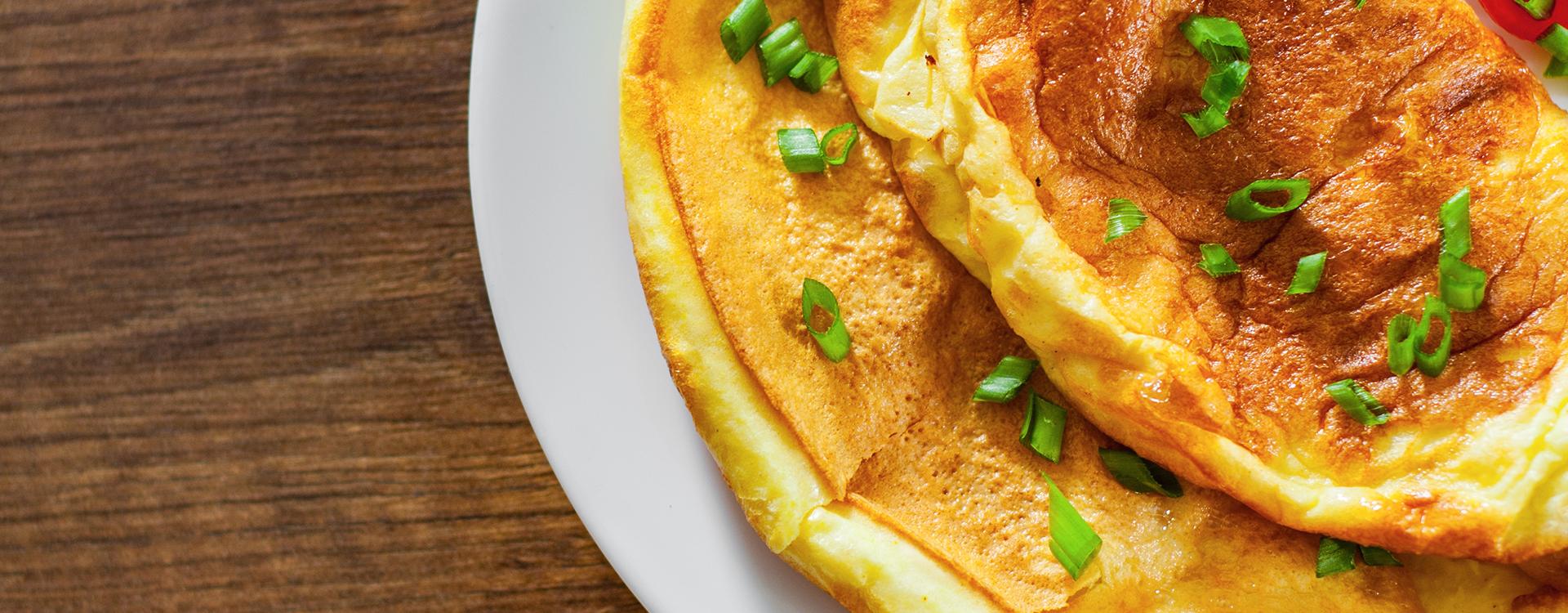 Przepis na omlet na słono - jak to ugryźć?