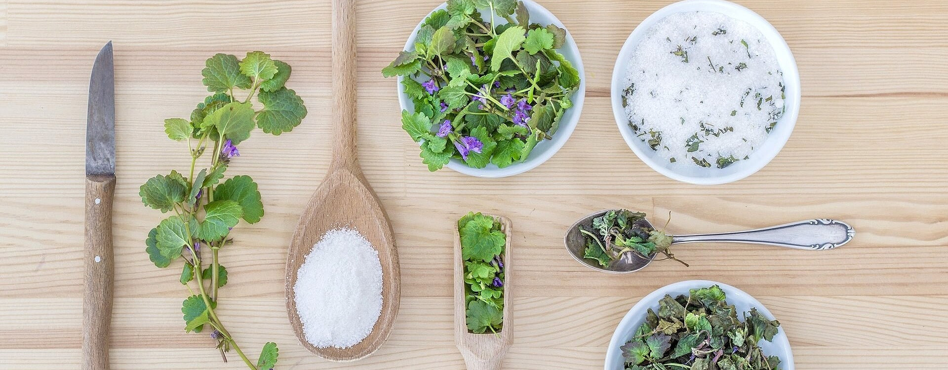Zdrowa dieta na wiosnę – przyprawy, zioła i nasiona