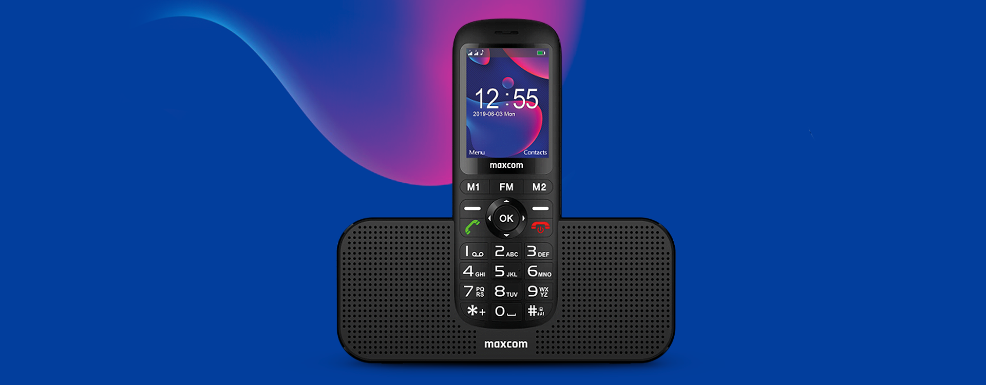 Telefon dla seniora - pielęgnuj kontakt w łatwy sposób!
