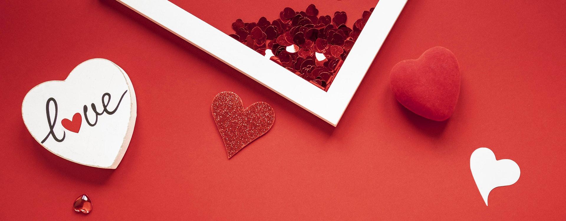 Zniżki walentynkowe - znajdź prezent dla niej lub dla niego!