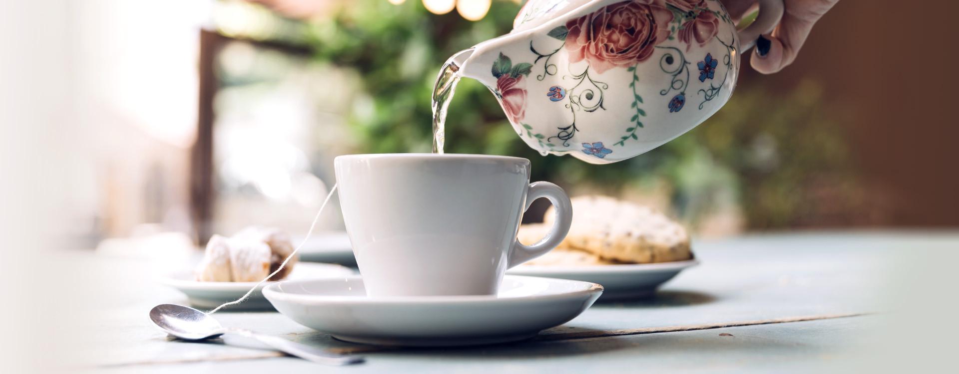 Herbata na odchudzanie - pomysł na walkę z dodatkowymi kilogramami!