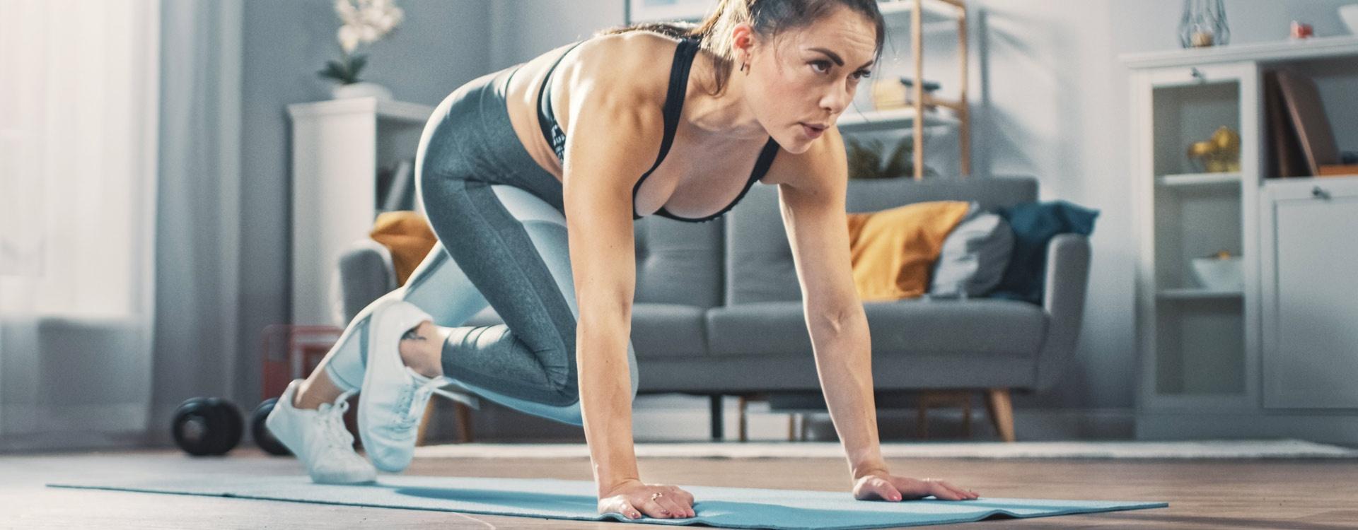 Zestaw do ćwiczenia w domu od TV Okazje
