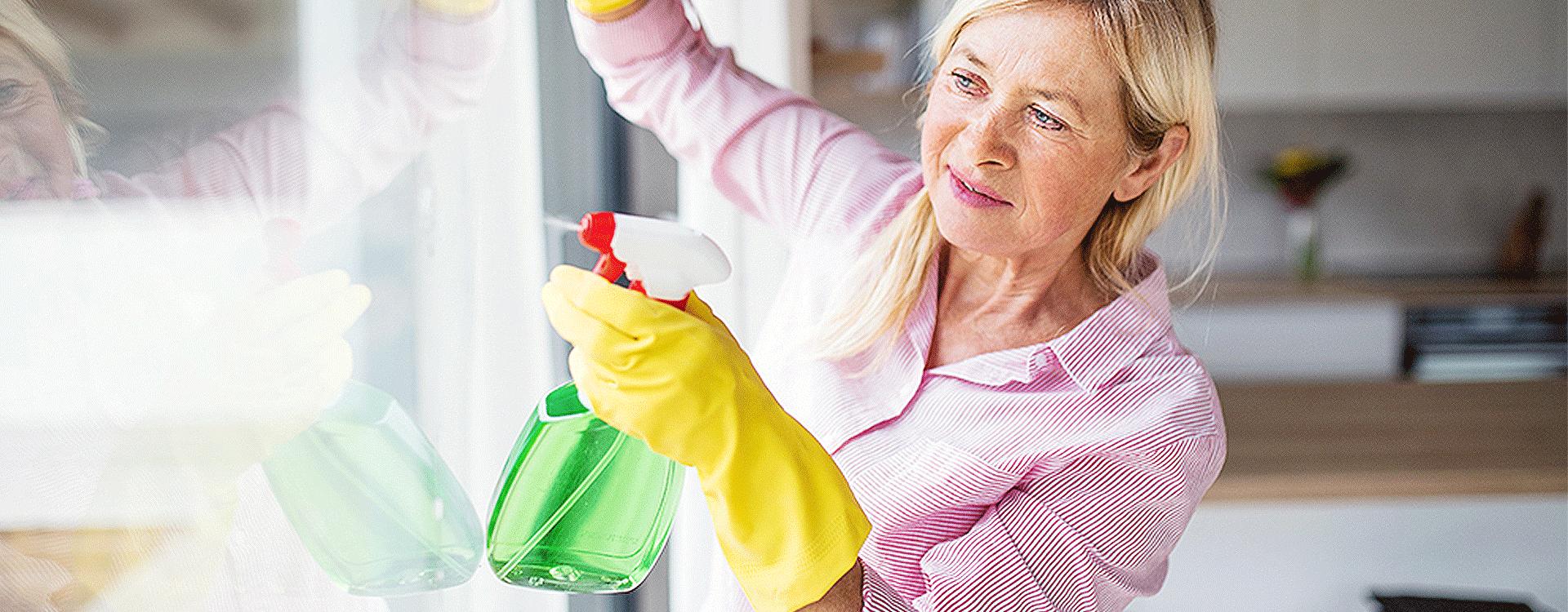 Mycie okien - jak robić to wydajnie?