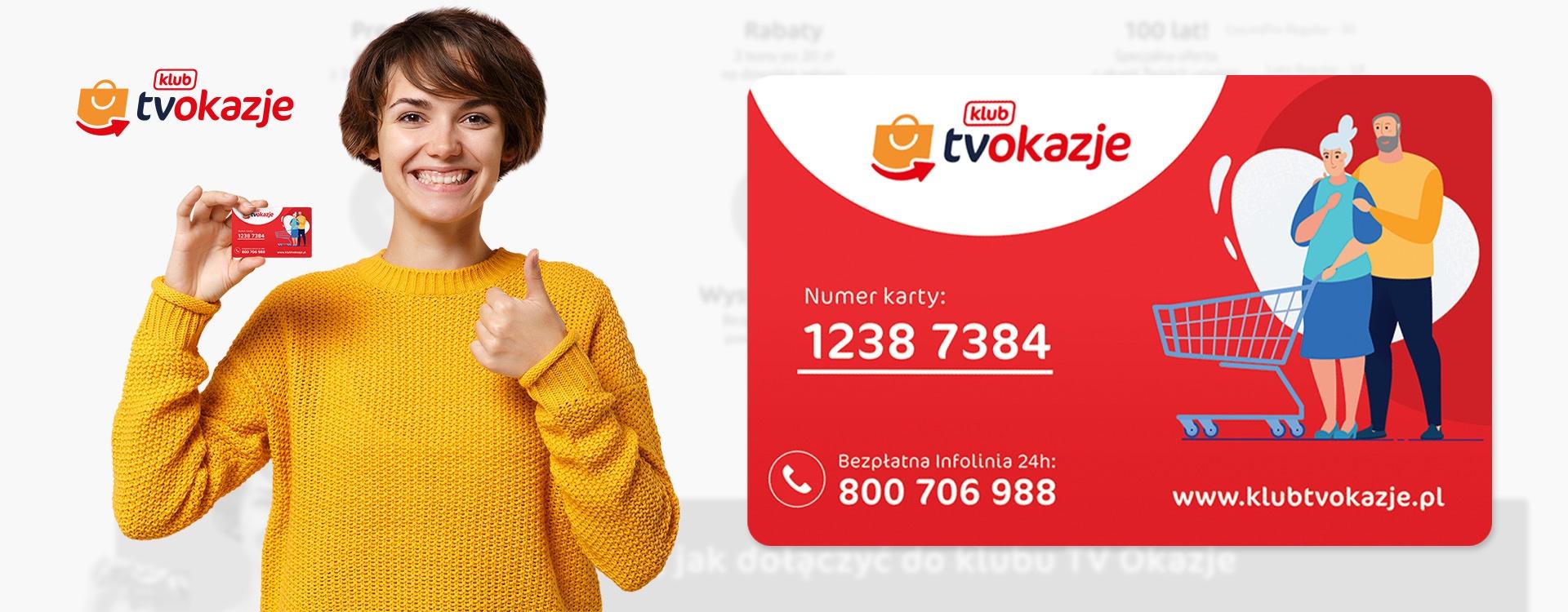 Poznaj Klub TV Okazje już dzisiaj!