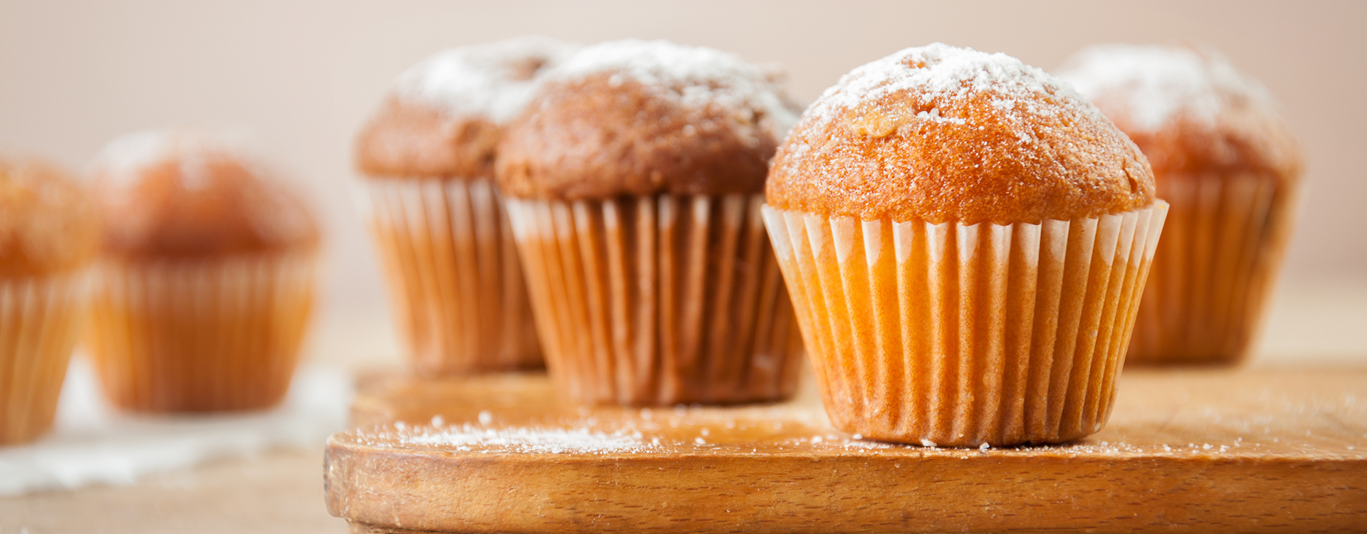 Zdrowe muffiny - przepis