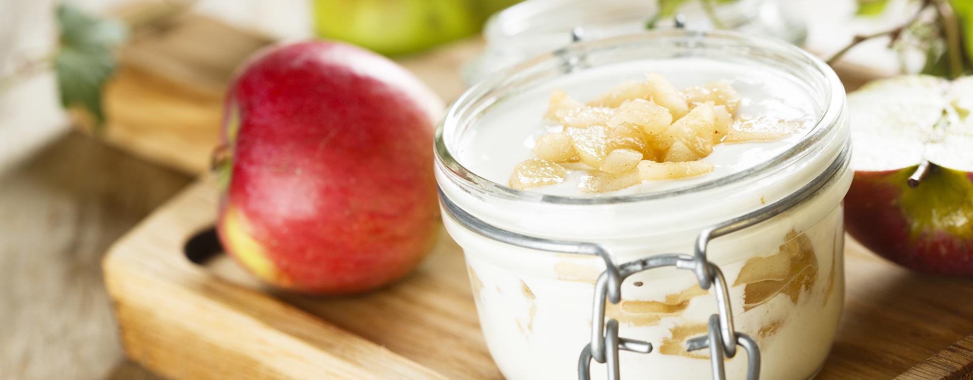 Pasta z serkiem jabłkowym - przepis