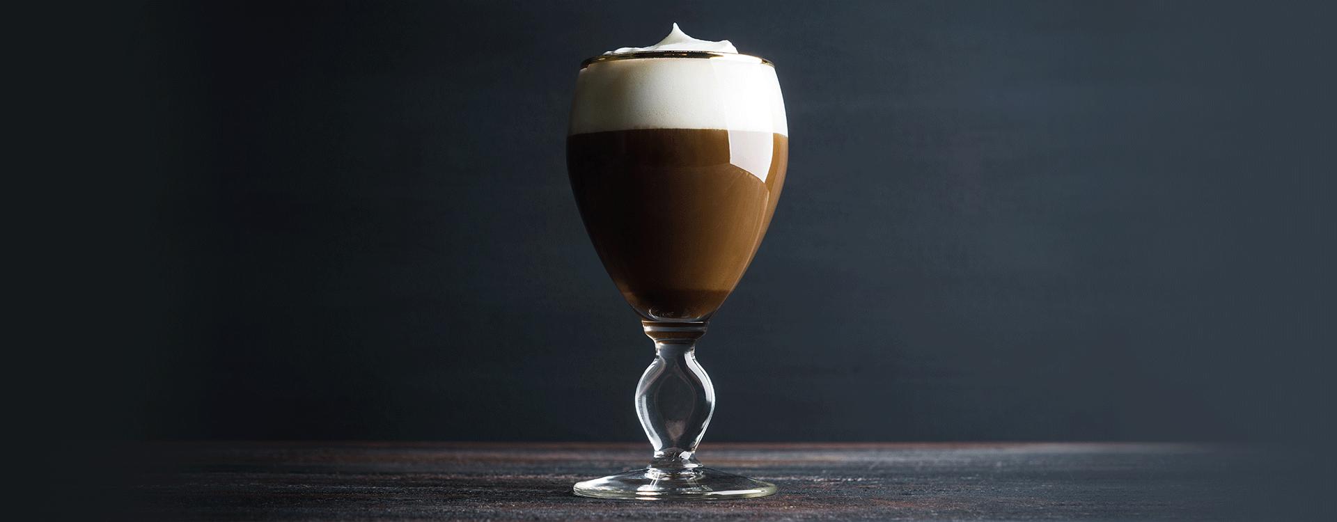 Kawa po irlandzku - domowy przepis