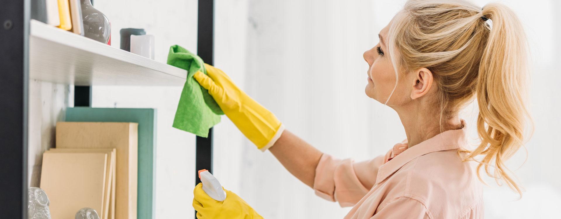 Wiosenne porządki - jak efektywnie myć podłogę? Poznaj mop parowy - nowość w ofercie!