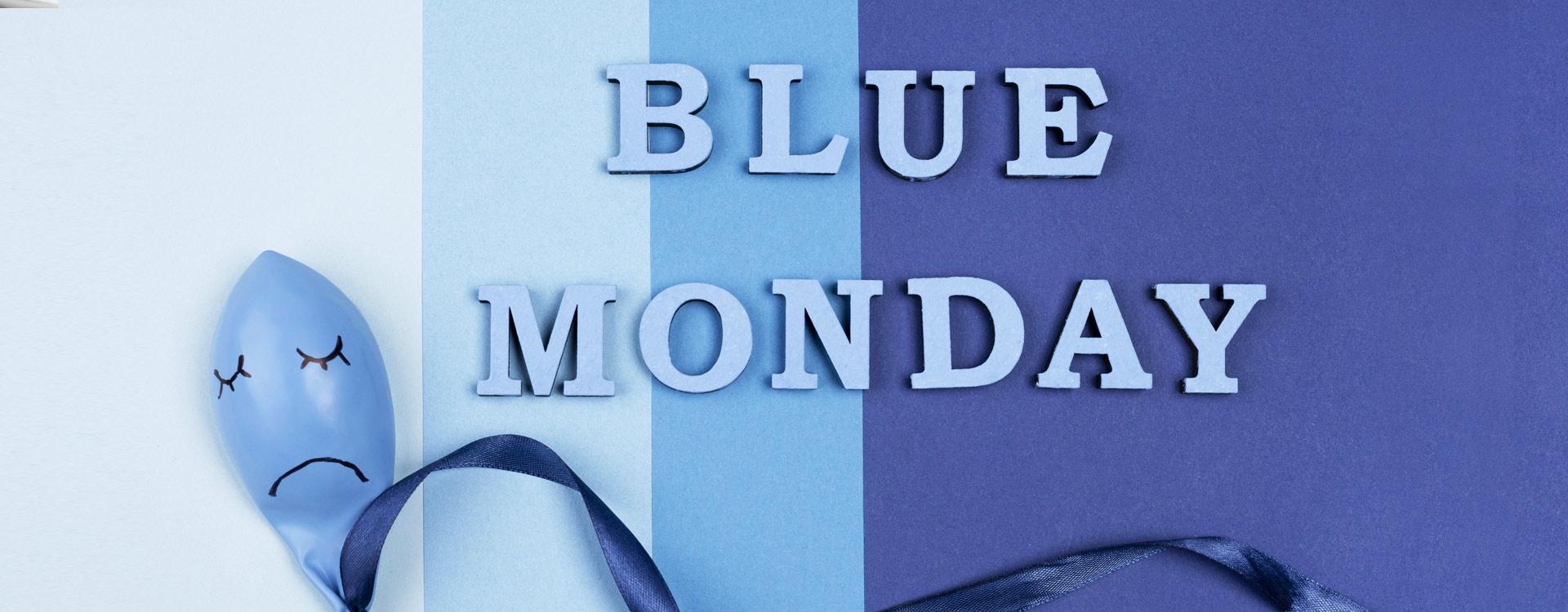 Blue Monday 2021 - jak przetrwać najsmutniejszy dzień w roku?