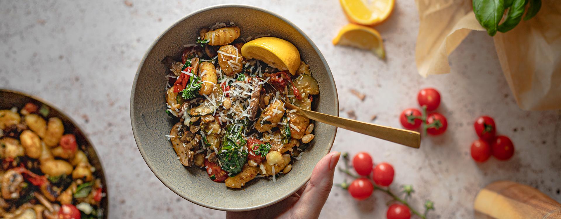 Czerwona soczewica z warzywami - pełnowartościowo i zdrowo!