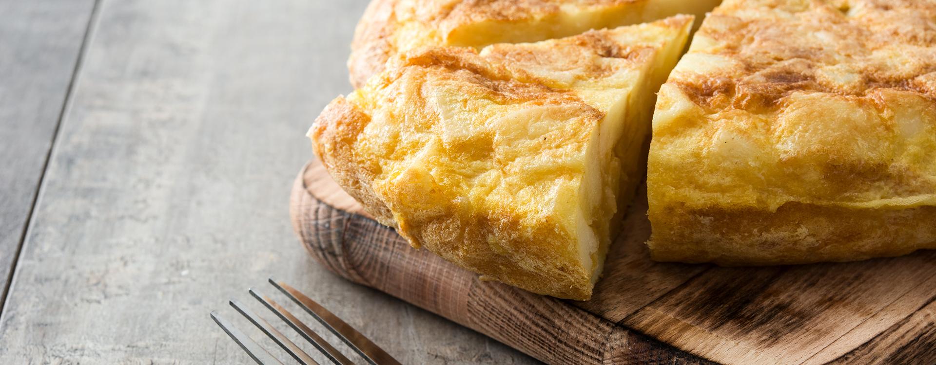 Tradycyjny omlet - przepis