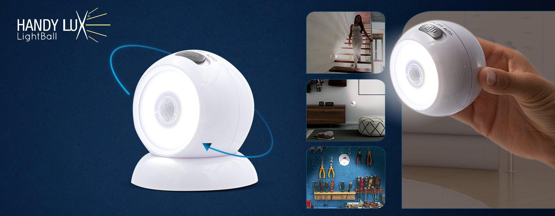 Oświetlenie domu - zadbaj także o mniejsze powierzchnie!
