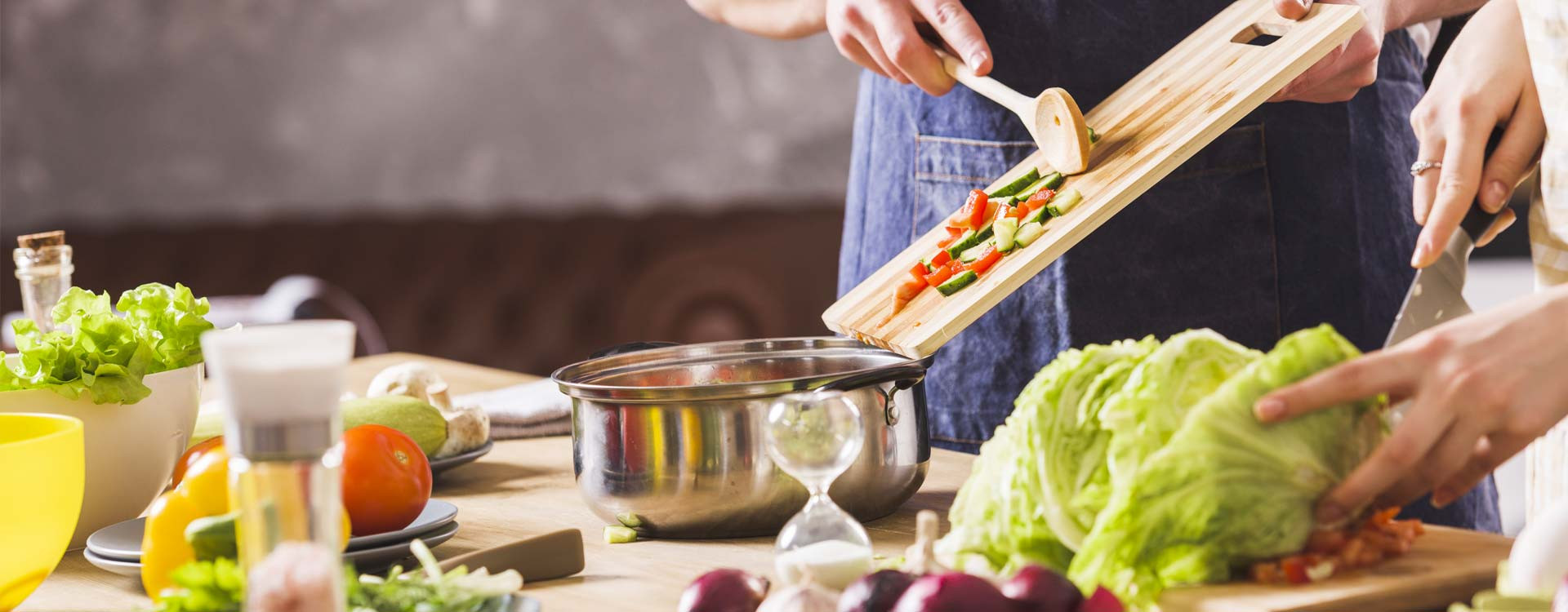 Najbardziej przydatne naczynia kuchenne, część 3: Garnek z durszlakiem
