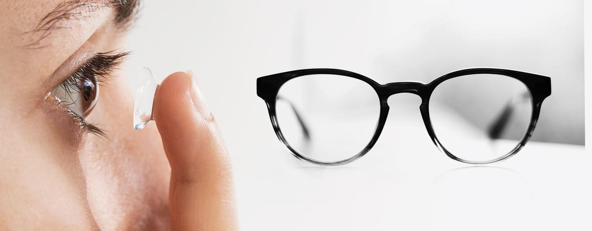Okulary czy soczewki: co wybrać?