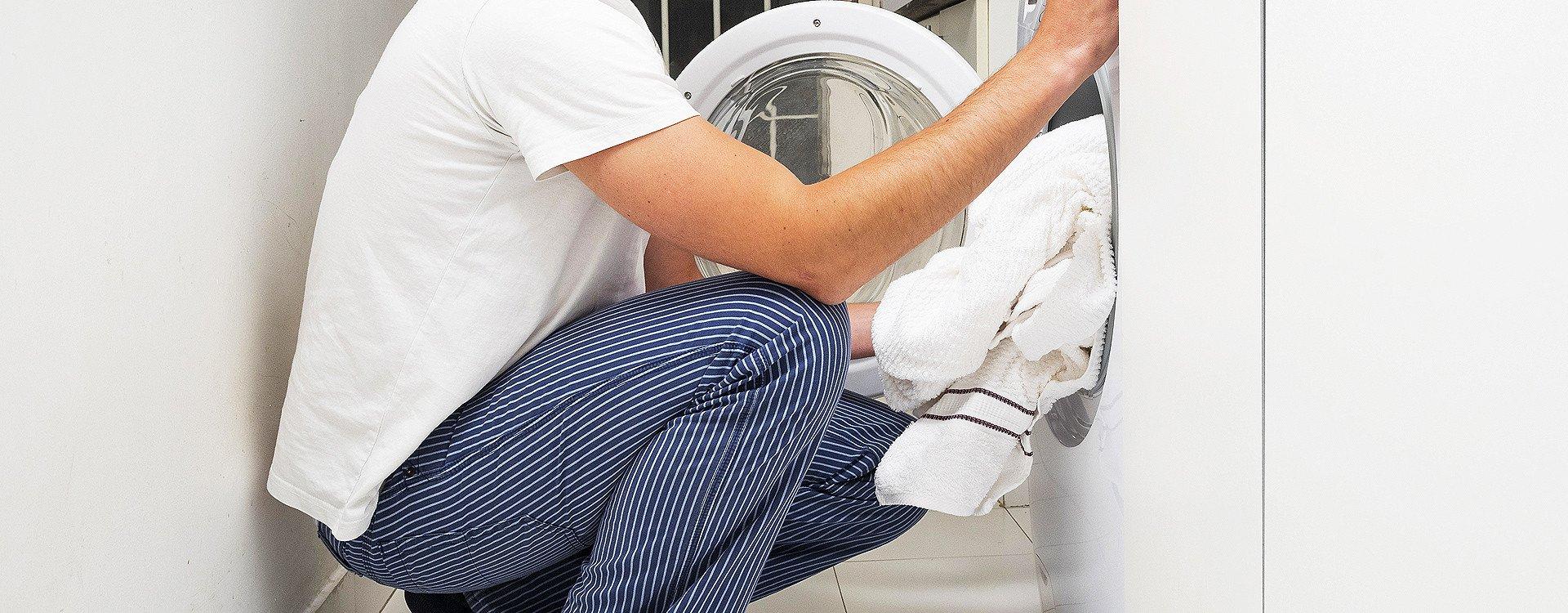 Jaka pralka sprawdzi się w małej łazience?