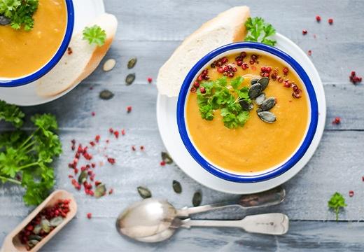 Na początek Jesieni, Trzy najlepsze przepisy na jesienne zupy – wzmacniające i rozgrzewające!