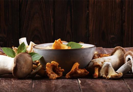 Oto 3 najlepsze przepisy na zupy grzybowe!