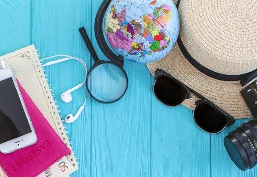 Co wziąć ze sobą na wakacje?