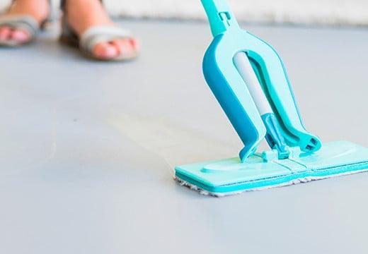 Mop do podłogi i rewolucja w sprzątaniu