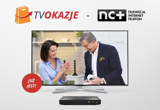 Telezakupy TV Okazje podbijają platformę NC+!
