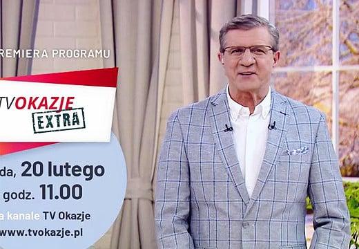 Oglądaj TV Okazje EXTRA! Nowy program z Zygmuntem Chajzerem
