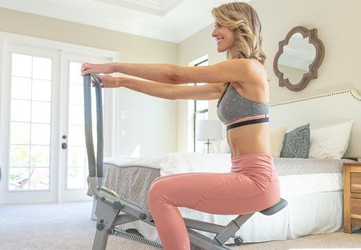Poznaj tajemnice udanego planu treningowego w domu!