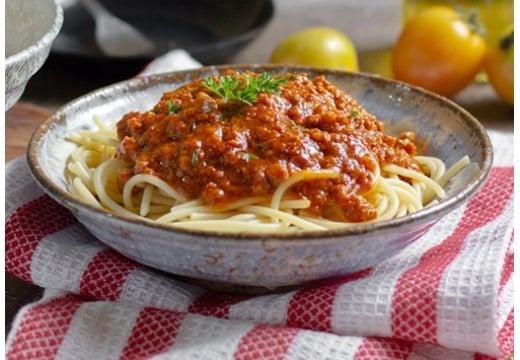 Poznaj przepis na pyszne spaghetti
