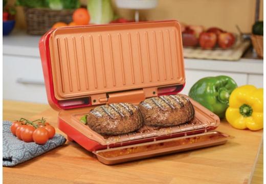 Zdrowe i beztłuszczowe grillowanie w domu jest możliwe!