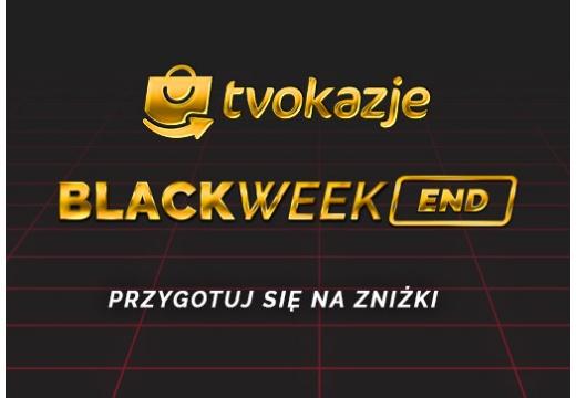 Black WeekEnd w TV Okazje – przygotuj się na 3 dni najlepszych zniżek